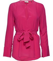 day fan blouse lange mouwen roze day birger et mikkelsen