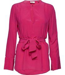 day fan blouse lange mouwen roze day birger et mikkelsen
