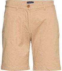d1. classic chino shorts shorts chino shorts beige gant