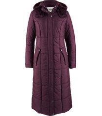 cappotto trapuntato leggero (viola) - bpc bonprix collection