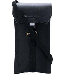1017 alyx 9sm mini buckle shoulder bag - black