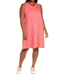 plus size women's caslon muscle tank dress