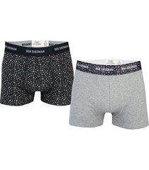 mens 2 pack christian boxer shorts