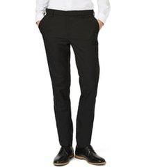 men's topman skinny fit pants, size 32 x 32 - black