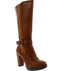 botas para mujer marca xti xti - marrón