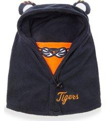 gorro de invierno para niños, incluido tapabocas de tigre