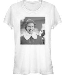 fifth sun elf smiling buddy portrait women's short sleeve t-shirt