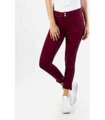 pantalones vinotinto derek 817571