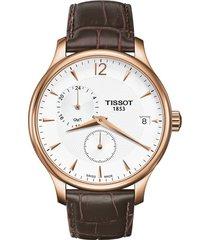 reloj tissot t-classic tradition t063.639.36.037.00 hombre