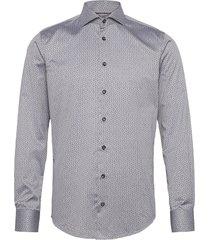 t in t star pattern overhemd casual grijs bosweel