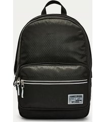 tommy hilfiger men's tommy jeans utility backpack black -