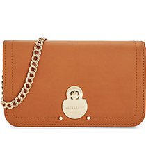 cavalcade leather wallet-on-chain