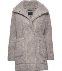 oslo wool loosefit w jkt outerwear sport jackets grå bergans