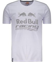 camiseta red bull racing det masculina