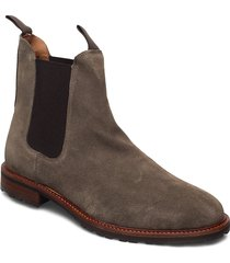 stb-york s shoes chelsea boots beige shoe the bear