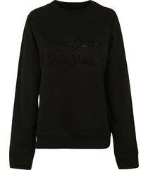 marc jacobs embellished sweatshirt