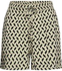 bymmjoella shorts - shorts flowy shorts/casual shorts beige b.young