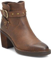 women's b?rn derica bootie, size 10 m - brown
