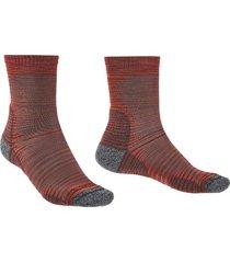 calcetines hombre ultra light rojo doite