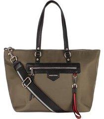 bolsa mormaii shopping bag nylon feminina