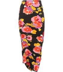 essentiel antwerp vignol all over print skirt