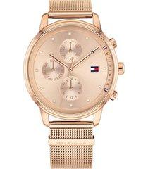 reloj tommy hilfiger 1781907 rosa -superbrands