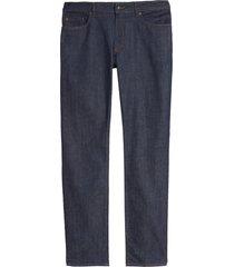 men's peter millar crown jeans, size 44 - blue