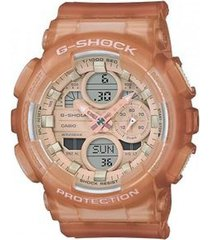 reloj g-shock modelo g-shock coral mujer