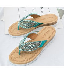 pantofole da spiaggia flip flops in rilievo color caramella