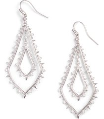 women's kendra scott alice drop earrings