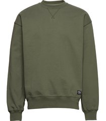 dario sweater sweat-shirt tröja grön dr. denim