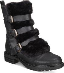 dv dolce vita neft moto booties women's shoes