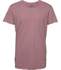jjebas tee ss u-neck noos t-shirts short-sleeved rosa jack & j s