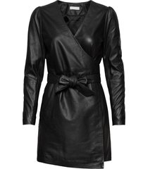 2nd electra korte jurk zwart 2ndday