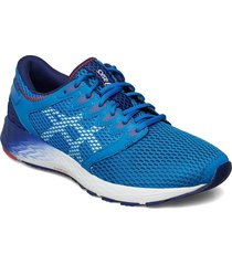 roadhawk ff 2 shoes sport shoes running shoes blå asics
