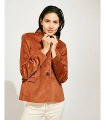 blazer marrón portsaid