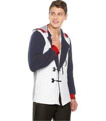 cardigan - chaqueta - saco multilook y multicolor de osop mansion men's fashion jackpot