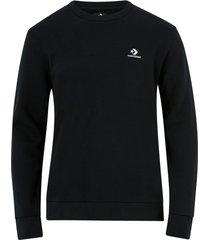 sweatshirt converse emb crew bb