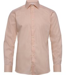 pink water weave shirt overhemd business roze eton