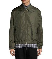 leon nylon jacket