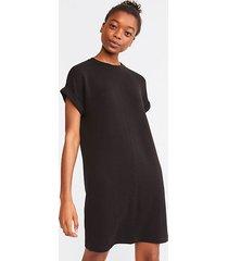 lou & grey signaturesoft plush tee dress