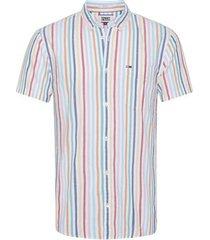 overhemd korte mouw tommy hilfiger -