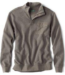 ultimate ultra-ragg quarter-zip sweatshirt