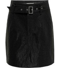 rok only falda para mujer onlkiera falda, negro