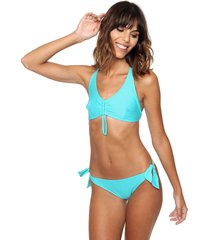 bikini  verde brillantina  versalles
