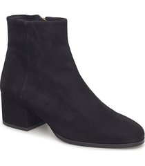 silke mid bootie shoes boots ankle boots ankle boots with heel svart filippa k