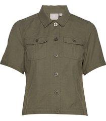 jacket jeansjacka denimjacka grön brandtex