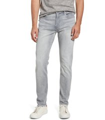 men's 7 for all mankind adrien slim fit jeans, size 36 - grey