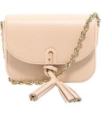 furla 1927 mini tassel crossbody bag