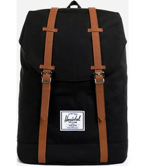 herschel supply co. retreat backpack - black